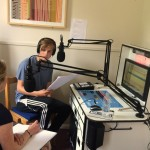 Radio Bradfield studio