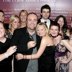 Team from BBC Radio Manchester collecting Station of the Year Award 2006