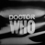 Original Doctor Who logo