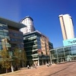 Plaza at media city